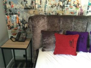 Soft furnishings - Malmason