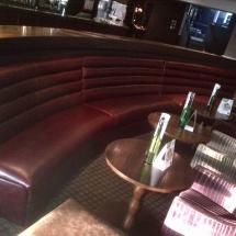 communal dining seats
