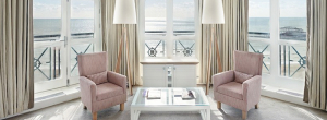 Brighton hotel furniture designer