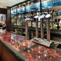 commercial bar refit