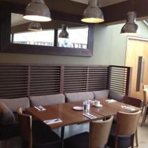 restaurant furniture supplier